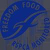 Freedom Food label