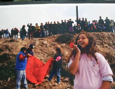 Freirina rally