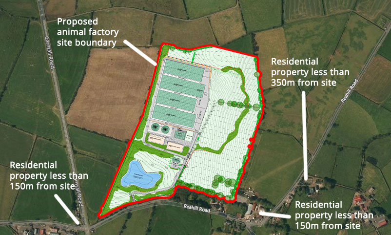 newtownabbey-site-map