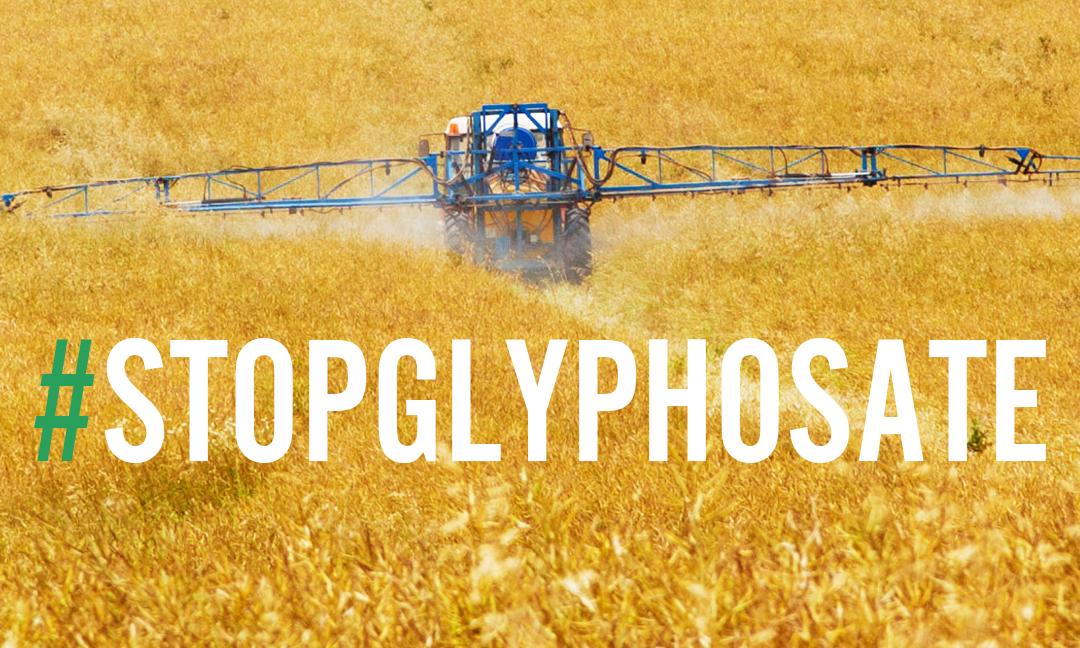 StopGlyphosate - Farms Not Factories
